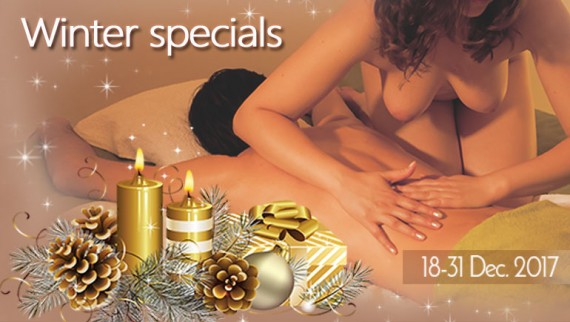 Winter Specials- December 18 to 31, 2017
