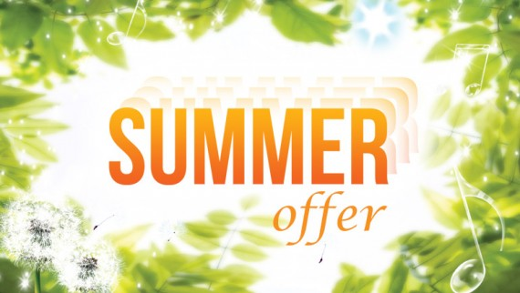 Tantric Summer Offer - from Jun 8 to Jun 18